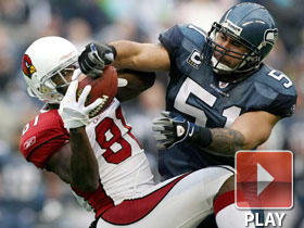 Arizona Cardinals Seattle Seahawks