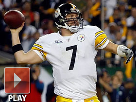 Super Bowl XLIII: Ben Roethlisberger highlights