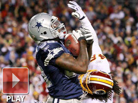 NFL GameDay: Cowboys vs. Redskins highlights