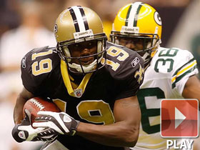 New Orleans Saints Green Bay Packers