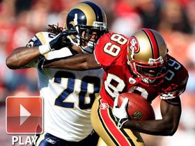 San Fancisco 49ers St. Louis Rams