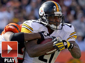 NFL GameDay: Steelers vs. Bengals highlights