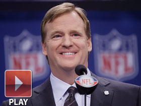 Commissioner Goodell on economy