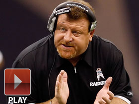 Cable is Raiders' coach