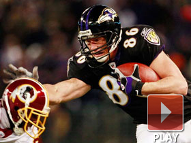 Baltimore Ravens Washington Redskins
