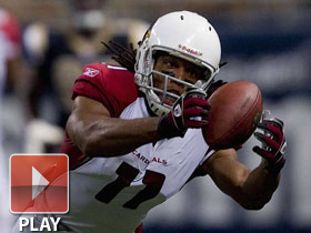 2008: Best of Larry Fitzgerald