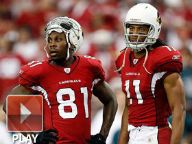 Cardinals' prolific WRs