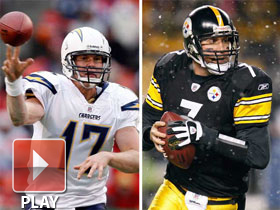 Chargers vs. Steelers discussion