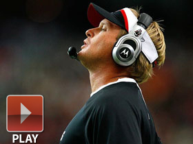 Gruden out in Tampa