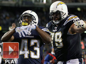 San Diego Chargers Denver Broncos