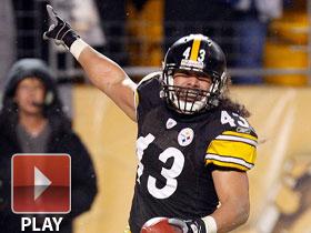 Ravens-Steelers highlights