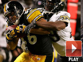 Wild Card Playoffs: Hines Ward highlights