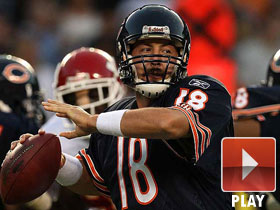 Pre WK 1: Kyle Orton highlights