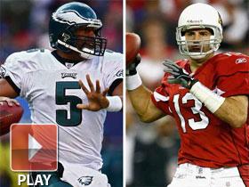 Eagles vs. Cardinals