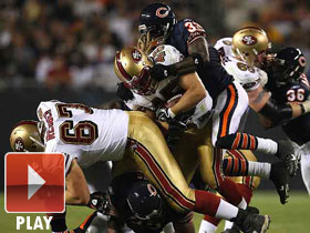 49ers vs. Bears highlights