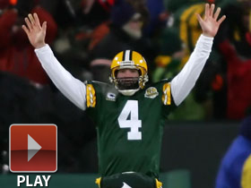 Top 10 Favre moments