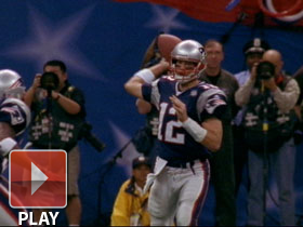Super Bowl Memories: Super Bowl XXXVI