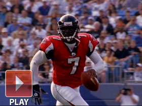 The No. 4 mobile quarterback of all-time is Michael Vick.
