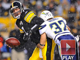 Pittsburgh Steelers San Diego Chargers