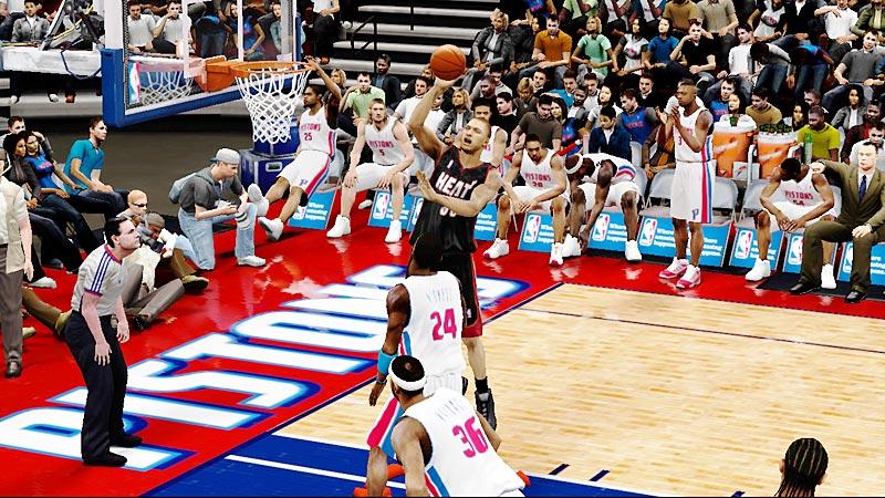 11张NBA 2K9图片欣赏