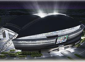 New Texas Stadium