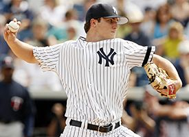 Phil Hughes, New York Yankees