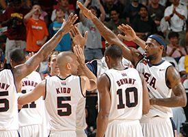 2008 USA Mens Olympic Basketball Team