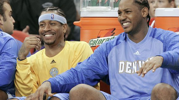 a world class All-Star (Carmelo Anthony) and