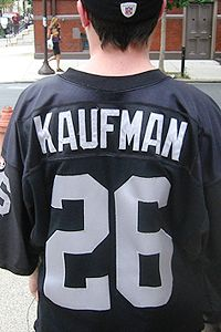 Napolean Kaufman