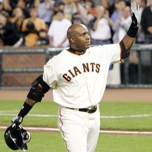 Has Barry Bonds played his last game in Major League Baseball?