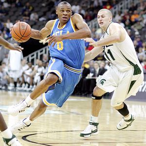 Westbrook would make a lot of sense as a back-up 1/2...especially if TJ was gone...