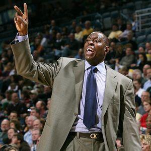 Milwaukee Bucks Assistant Coach Tony Brow