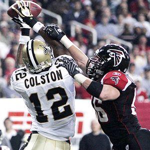Colston vs the ATL