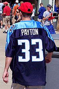 Jarrett Payton