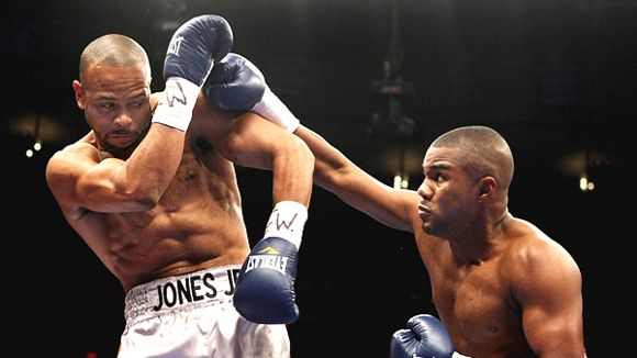 Roy Jones Jr. and Felix Trinidad