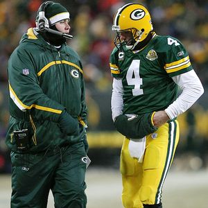 McCarthy and Favre