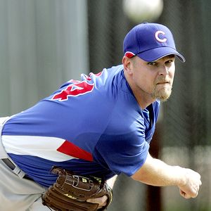 Will the Chicago Cubs Look to Bring Back Kerry Wood?