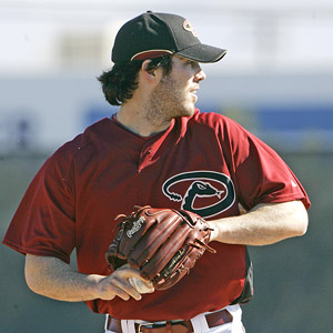 Dan Haren, Arizona Diamondbacks