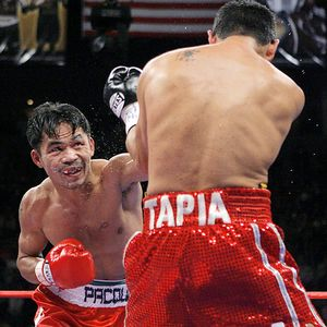 Pacquiao vs. Barrera