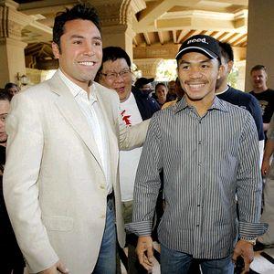 Pacquiao vs. De La Hoya