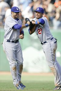 Andre Ethier and Matt Kemp