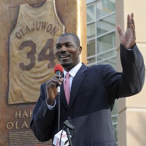 Legend NBA Players  Hakeem Olajuwon