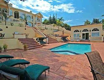 Jose Canseco's house