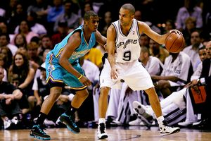 Chris Paul, Tony Parker