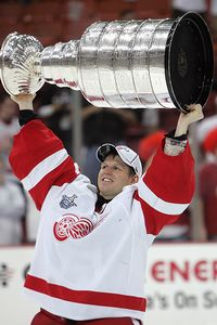 Detroit Wins Stanley Cup Four Games to Two