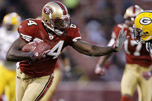 greg trott getty images niners receiver josh morgan is doing his