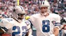 Emmitt Smith y Troy Aikman