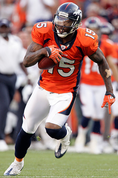 A Few Good Questions With...Brandon Marshall - Mile High Report