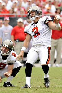 Matt Bryant's strength goes beyond the game - NFC South Blog - ESPN