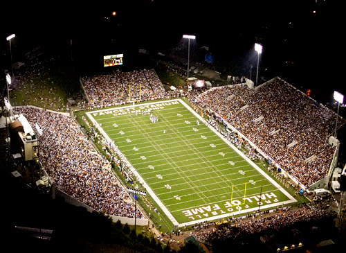 1. Fawcett Stadium (Canton, Ohio)